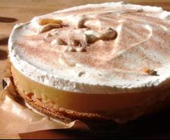 Apfel-Sahne-Kuchen