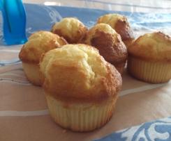 Zitronenmuffins - super lecker und fluffig