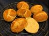 Knusprige Frühstücksbrötchen