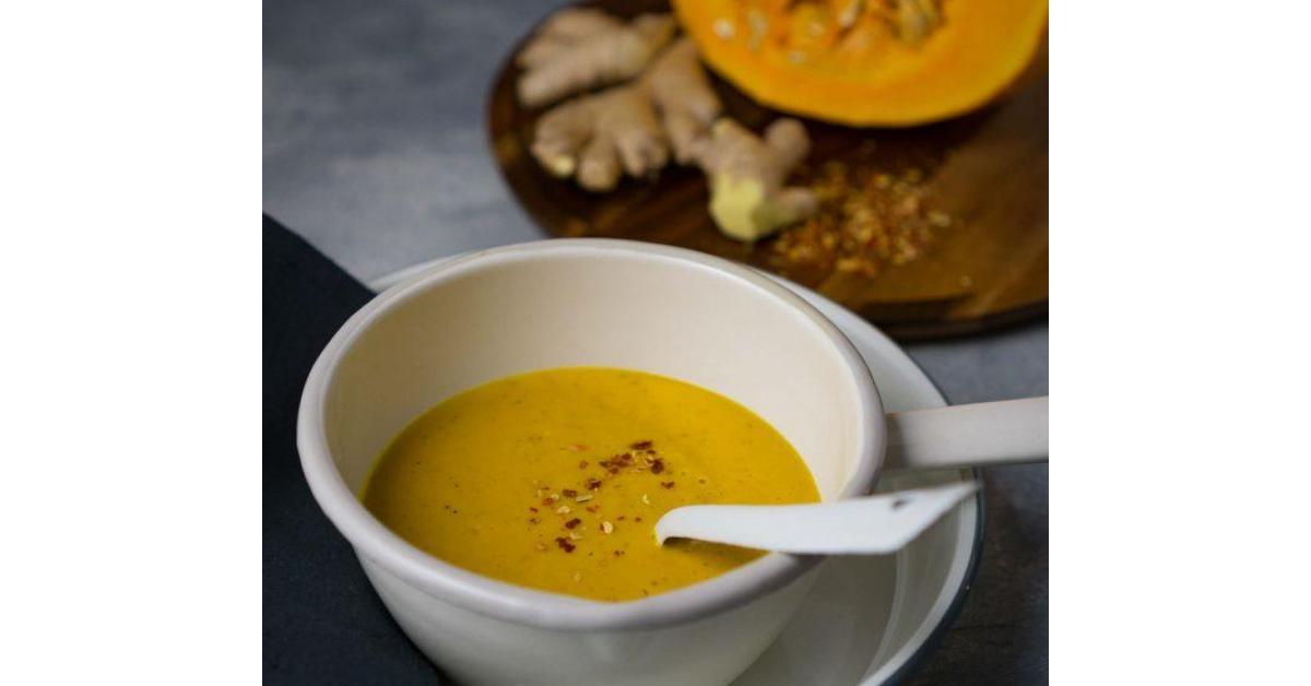 kokos k rbis suppe von ags ein thermomix rezept aus der kategorie suppen auf. Black Bedroom Furniture Sets. Home Design Ideas