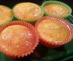 Zitronen-Kokos-Muffins