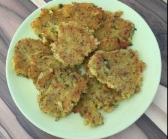Kartoffelpuffer / Reibekuchen vegan ohne Ei