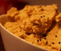 Fitness-Hummus (fettarm)