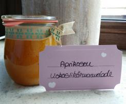Aprikosen Kokoslikör Marmelade