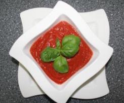 Pizzaiola - würzige und schnelle Tomatensauce