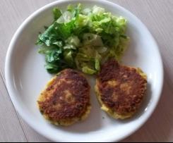 Kichererbsen-Buletten Falafel ~ glutenfrei - vegan