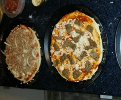 Pizzateig wie vom Italiener