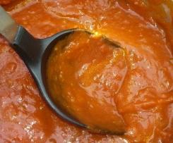 Currysauce Sansibar