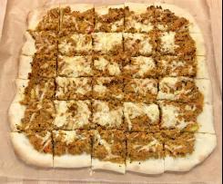 Hackfleisch Familien-Pizza histaminfrei