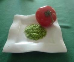 Basilikum Salz