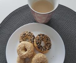 Mini Sesamringe (wie Kekse)