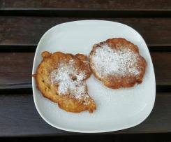 Racuchy - polnischer Apfeleierkuchen à la Thermiküche Maichingen