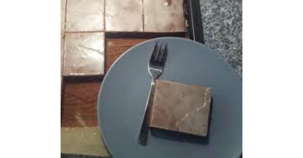 Schokoladenkuchen mit zitronenglasur