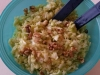 Spitzkohl-Salat mit Walnüssen