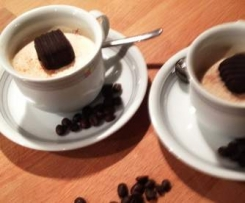 Feine Kaffeecreme