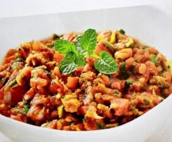 Tomaten-Kräuter-Dip