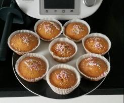 Zitronenmuffins/Zitronenkuchen
