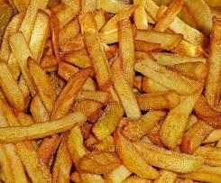 Gewürzsalz für Pommes Frites und Bratkartoffeln