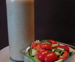 Salatdressing American Style (auch vegane Zubereitung möglich)