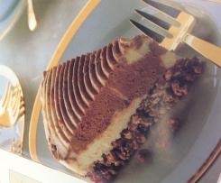 Marmor Käsekuchen ohne Backen