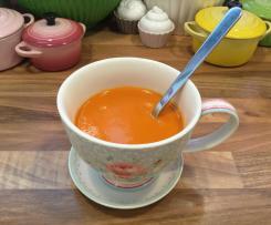 super-leckere Tomatensuppe