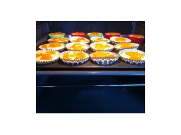 Kasekuchen Muffins Von Blaunanni Ein Thermomix Rezept Aus Der