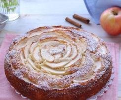 Mascarpone Apfelkuchen