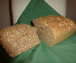 Dinkel-Sonnenblumen-Brot