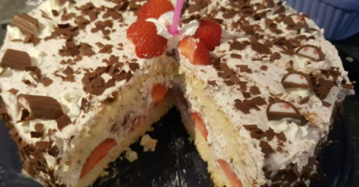 Variation Von Yogurette Torte Ohne Gelatine Von Soli0105 Ein