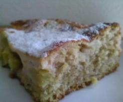 Rhabarber-Kirsch-Kuchen
