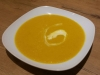 Möhren-Kokos-Ingwer-Suppe
