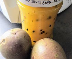 Ananas-Maracuja-Konfitüre