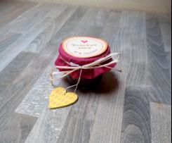Zwetschgen-Rotwein-Bittermandel-Marmelade