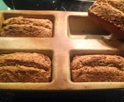 Ruck-Zuck-Brot Vollkorn mit Buttermilch