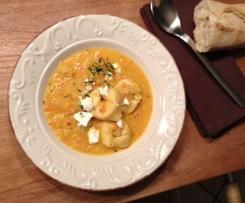 Kohlrabi-Kartoffel-Suppe