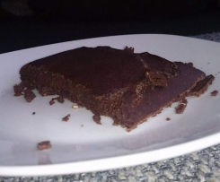 Low Carb Brownies mit WW und Kalorienangabe