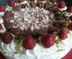Erdbeer-Joghurt Torte