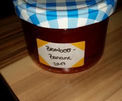 Brombeer-Bananen Marmelade