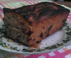 Cranberry - Kuchen