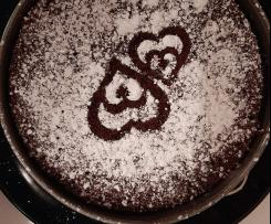 Kleine Lebkuchen-Torte
