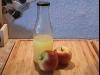 Apfelsaft mit wenig Zucker