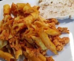Variation von Karotten-Lasagne // Flocki's Karotten-Auflauf (Portion für 3-4 Personen)