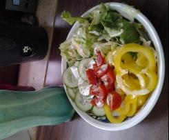 fettarme Salatsoße für den Vorat