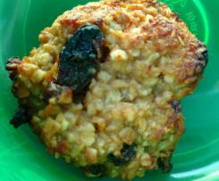 Karotten-Apfel-Cookies