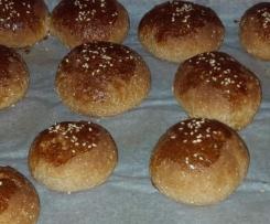 Dinkel Frühstücksweckerl