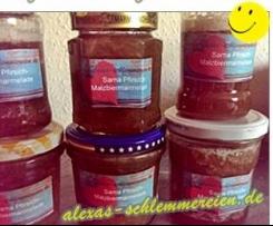 Sama Pfirsich-Malzbier Marmelade für WWler