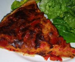 Parika-Ajvar-Quiche