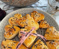 Käser-Herz-Cracker