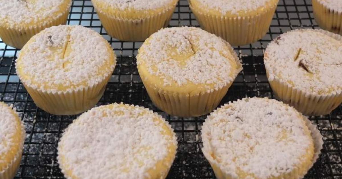Schnelle Kasekuchen Muffins Fur Kasekuchenliebhaber Von Schirmle