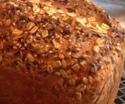 Blitzschnelles Buttermilch-Brot